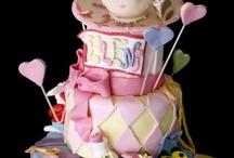 Alice's in wonderland cake