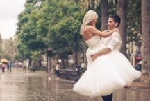 Mr. & Mrs. / by Jenn Strefling
