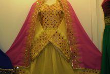 afghan dress / by Ebru Mohd