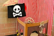 ДР в пиратском стиле