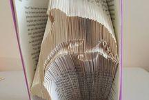 Orimoto Bücher falten