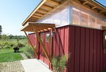 Contain Yourself / A collection of shipping container houses and other pre-fabs. / by Christina Waggoner
