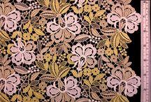 Fabric - Lace, Beaded, etc