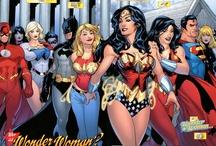 Wonder Woman & Co.