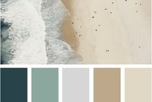 Color schemes / by Lindsey Boyer