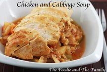 Taste::Soup, Stew, Chili / by mystickalॐscientist
