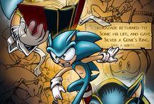 Sonic comic issue 6