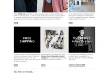 image libraries UI / Web Design inspiration for image or photo libraries / collections / album or galleries
