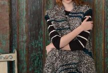 Free patterns - knitted and crochet vests