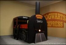 hogwarts express bed