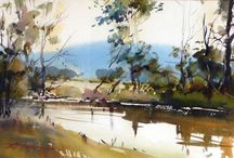 David Taylor-Watercolours (Au 1941-