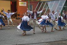Folklórní odpoledne s burčákem /  Dne 16. 09. 2016 proběhlo zábavné odpoledne pro celou rodinu s folklórem v různých podobách. Vystoupila mimo jiné kapela THE ROCK BAND.