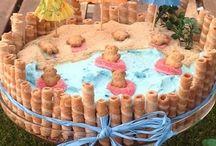 Tortas De Playa