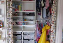 closet kids - project