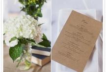 Wedding centerpieces / by Alisha Vang