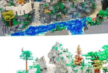 Lego / Awesome creations of lego bricks