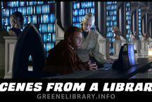 Biblioteche al cinema