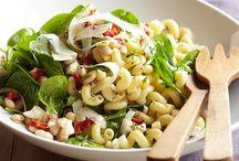 Tasty pasta salads / by Cheryl Yacovoni