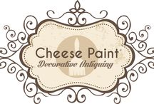 Cheese paint