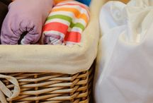 REAL Diapers | Cloth Diapers / Cloth diapers contain no harmful chemicals, not hazardous to people and the environment, unlike traditional disposables. A couple extra loads of laundry will save you loads of money! Visit www.MotherandEarth.com for more info.