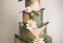 frogs and fairy cake
