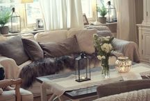 BEACHY INTERIORS / Interiors Inspired by ocean style