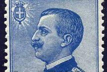 Italy - Saseno Stamps