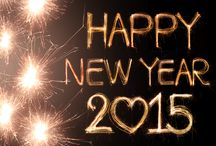 Best wishes cards / Happy New Year 2015