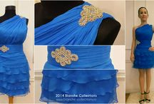 Special Dresses for Special Women / Hand Made Made-to-Measure Evening Dresses