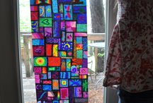 Children's art & crafts / by Debbie Thomas
