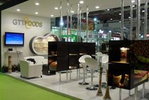 food exibition stand