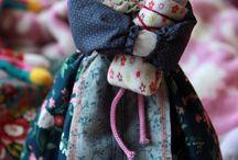 славянская кукла оберег