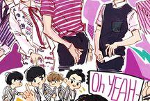 EXO Fanart. :D