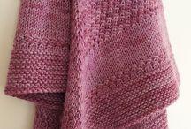 KnittingPattern - Shawls&Scarves