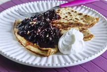 Pancake Day inspiration / Pancake Day cannot come soon enough! Why not get some practice in and try some of our delicious recipes?