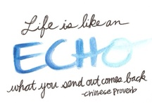 Quotes / Random quotes  / by Echo Shantz