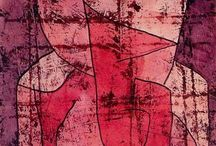 Paul Klee / Shape, colour and lines - the inspiration of Paul Klee.