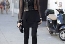 It Girl Style / Fashion and style of famous It Girls.