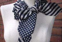 upcycled neck tie ideas