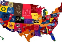 College Football / by Candice
