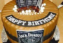 cake 40 birthday men