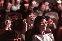4-D Theater / Experience our 4-D Theater with 3-D Images, real life water effects, smells, surprises and fun!