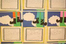 Education Reading Wonders / by Jordan Ahmay