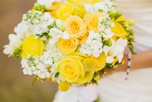 wedding color yellow
