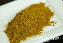 seasonings/spices