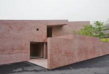 Architecture / Material