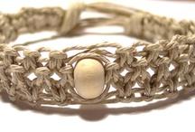 Macramé Bracelets / by Priyanka