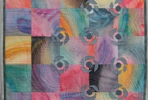 Textile Art- Art Quilts / Here are the musings made of fabrics and paper and ??? We must make stuff in order to be balanced and sane....connect with the greater Creative Universe.