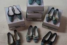 miniature shoes