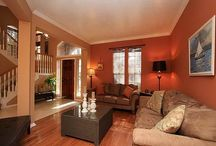 Living room  ideas / by Rosa Dacosta